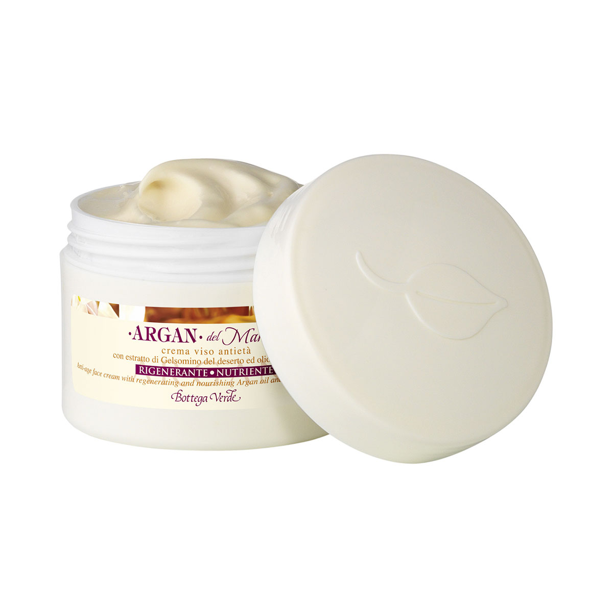 Moroccan Argan - Anti-age Face cream with regenerating and nourishing Argan oil and Desert Jasmine extract (50 ml)