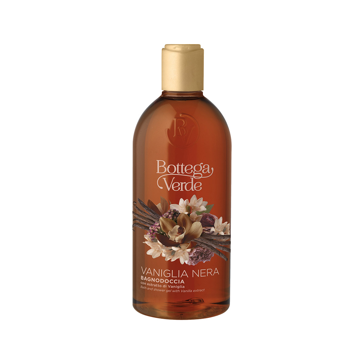 Vaniglia Nera - Bath and Shower Foam with Vanilla Extract (400 ml)